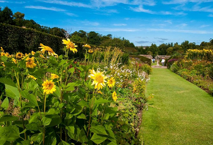 Gardens in Dumfries and Galloway